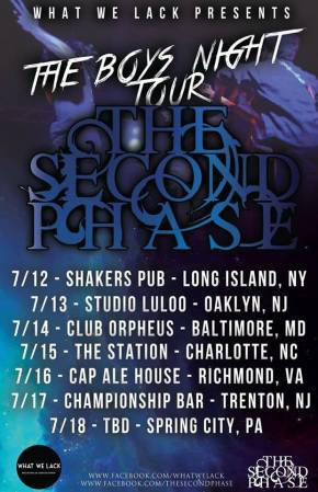 The Second Phase Summer Tour2016